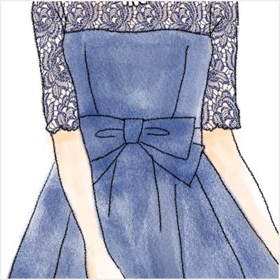 「白ドレス」はNG