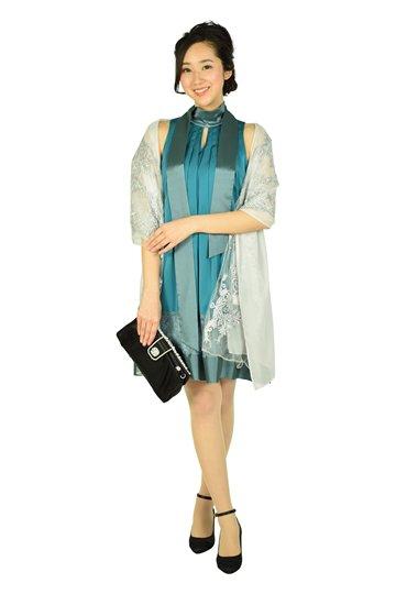アメスリブルーグリーンドレス