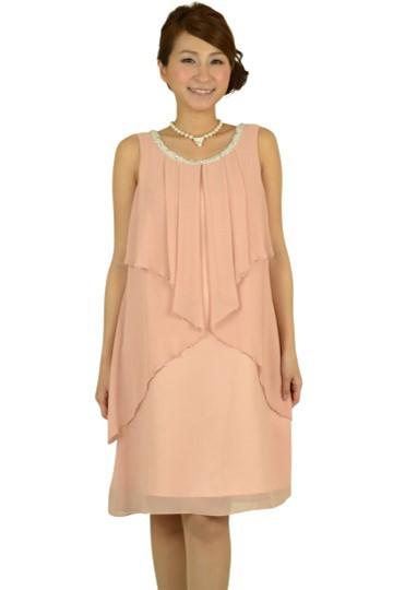 ライトピンクビジュドレス