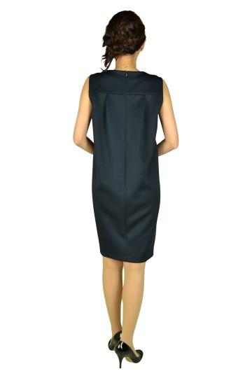 デザインビジュネイビードレス