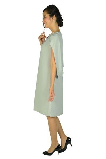 肩パールケープグレードレス