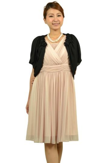 フェミニンピンクドレスセット