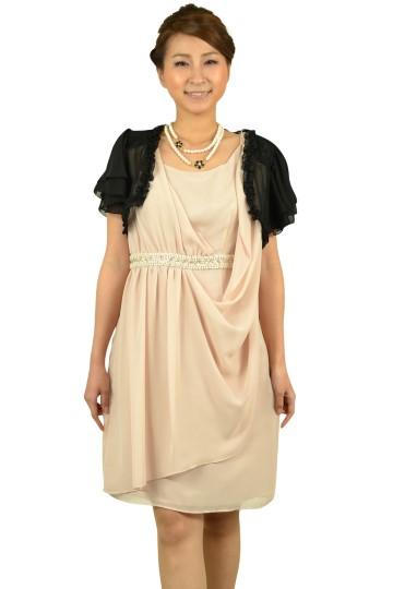 シンプルピンクドレスセット