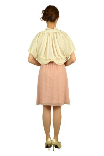 柔らかピンクドレスセット