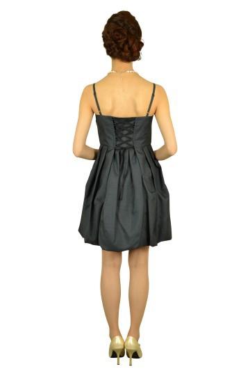 ドットバルーンネイビードレスセット