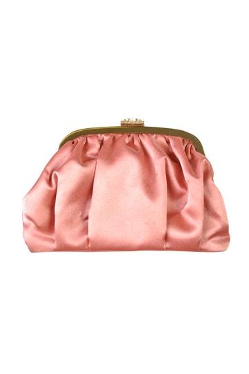 ピンククリスタルバッグ