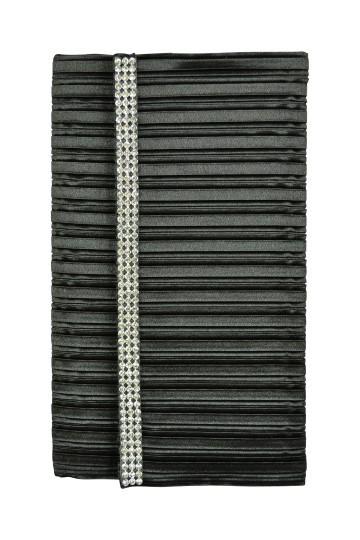 ブラックプリーツ袱紗