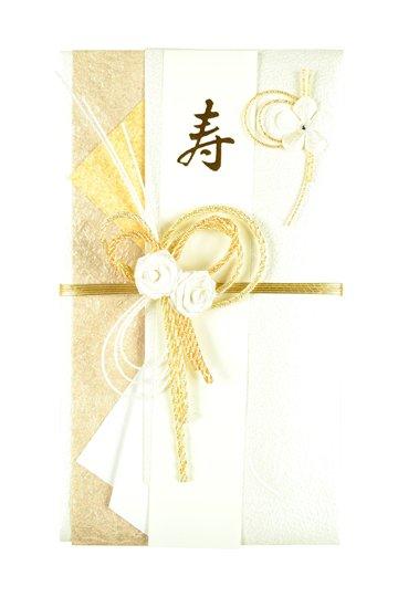 【祝儀袋】金封 桂 由美ローズモチーフ
