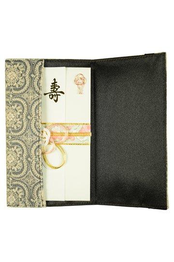 【祝儀袋】金封 和風フェミニン クリーム